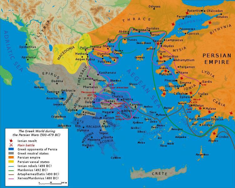 greco-persian-wars