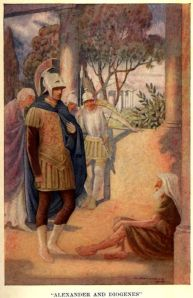 387px-alexander_visits_diogenes_at_corinth_by_w_matthews_1914