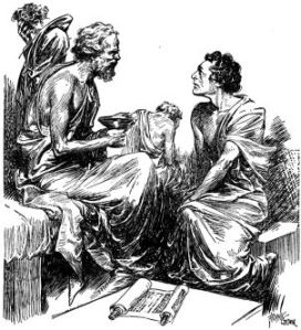 Socrates_teaching