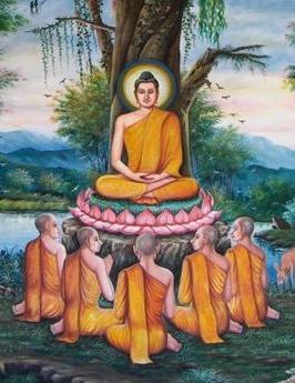 Buddha illuminated